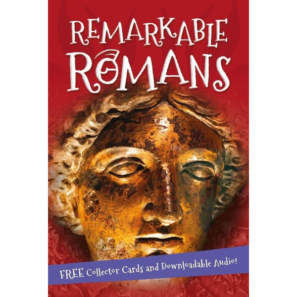 Kingfisher - ISBN It's all about... Remarkable Romans book English Paperback 32 pages