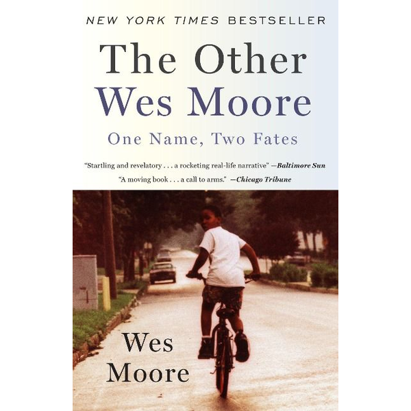 Moore, Wes - ISBN The Other Wes Moore
