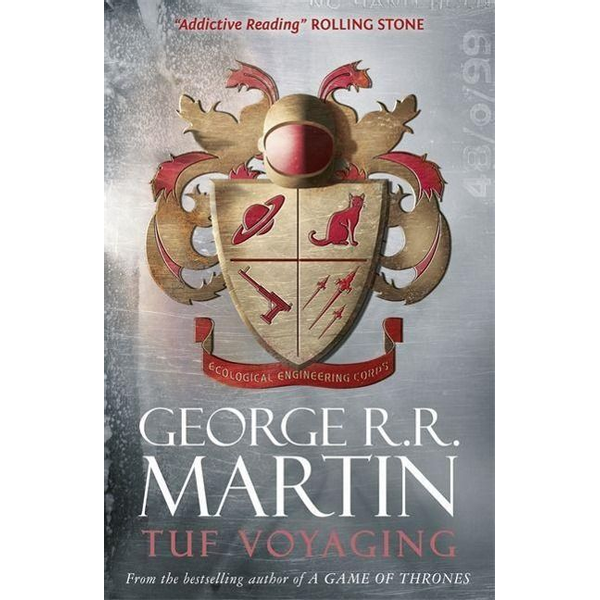 Martin, George R. R. - Gollancz - Cassell Group TUF VOYAGING book English Paperback 400 pages