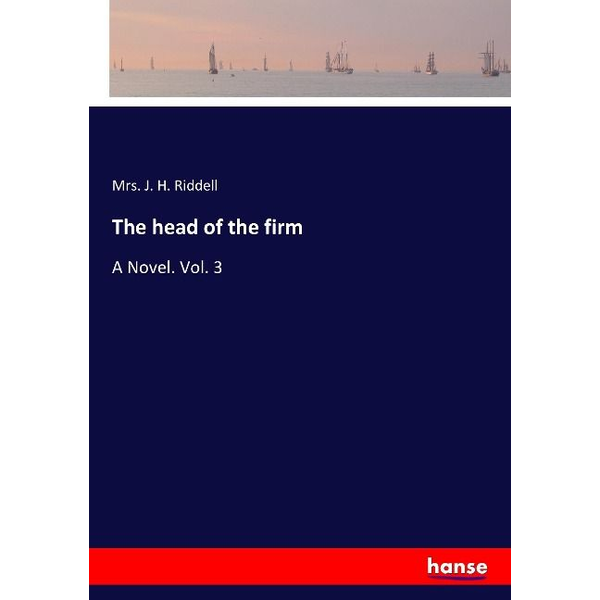 Riddell, Mrs. J. H. - The head of the firm