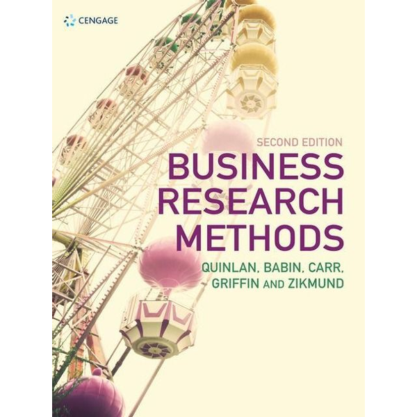 Zikmund, William (Oklahoma State University) - Business Research Methods
