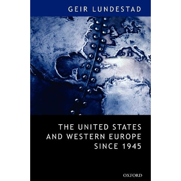 """Lundestad, Geir - ISBN The United States and Western Europe Since 1945 ( From Empire"""" by Invitation to Transatlantic Drift"""" ) book English Hardcover 352 pages"""