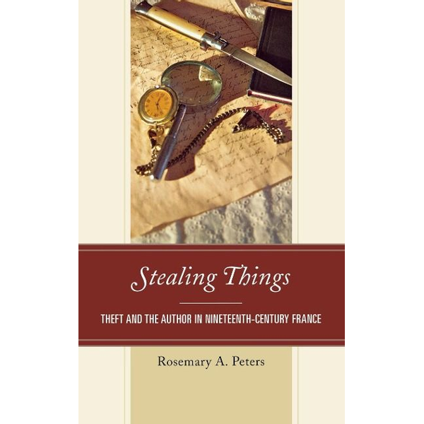 Peters, Rosemary A. - Stealing Things