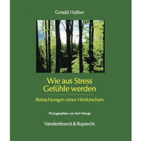 Gerald Hüther - ISBN 9783525458389 book Science & nature Hardcover