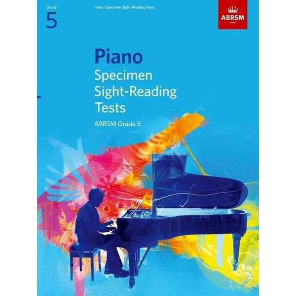 ABRSM - Piano Specimen Sight-Reading Tests, Grade 5