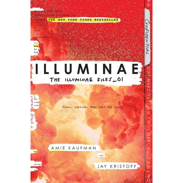Kaufman, Amie - ISBN Illuminae