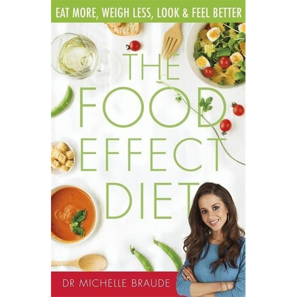 Braude, Dr Michelle - ISBN The Food Effect Diet book English Paperback