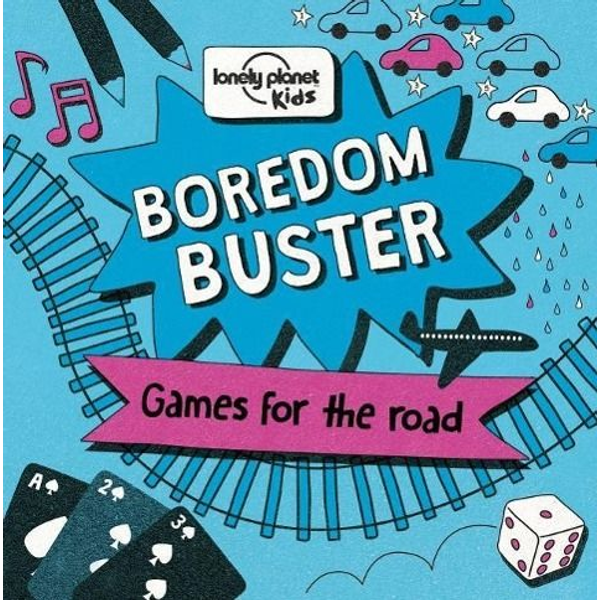 Lonely Planet Kids - Boredom Buster