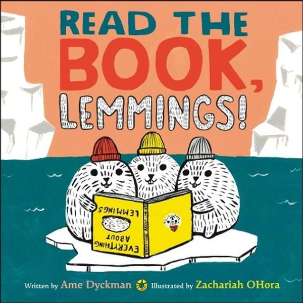 Dyckman, Ame - Read the Book, Lemmings!