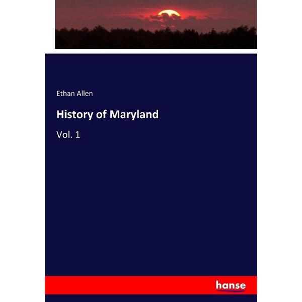 Allen, Ethan - History of Maryland