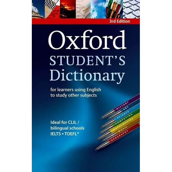 Oxford University ELT - Oxford Student's Dictionary