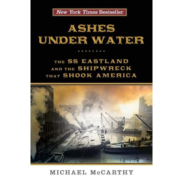Mccarthy, Michael - Ashes Under Water