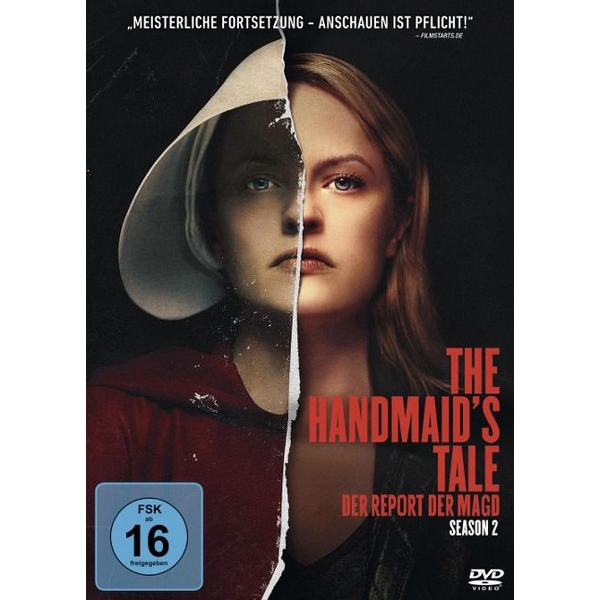 - The Handmaid's Tale-Der Report der Magd:...