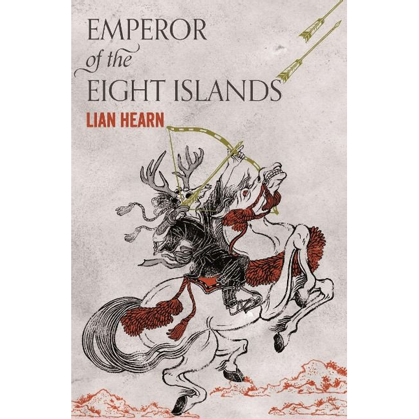 Hearn, Lian - ISBN Emperor of the Eight Islands book English Paperback 448 pages
