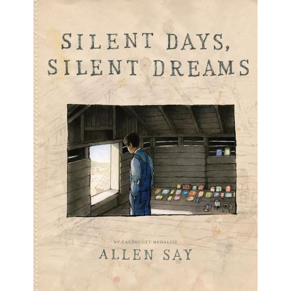 Say, Allen - Silent Days, Silent Dreams