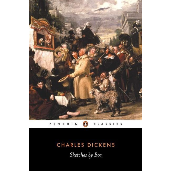 Dickens, Charles - ISBN Sketches by Boz
