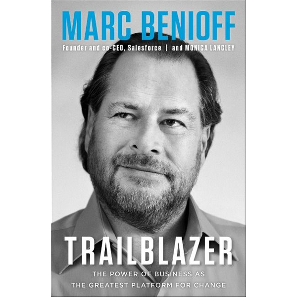 Benioff, Marc - Trailblazer