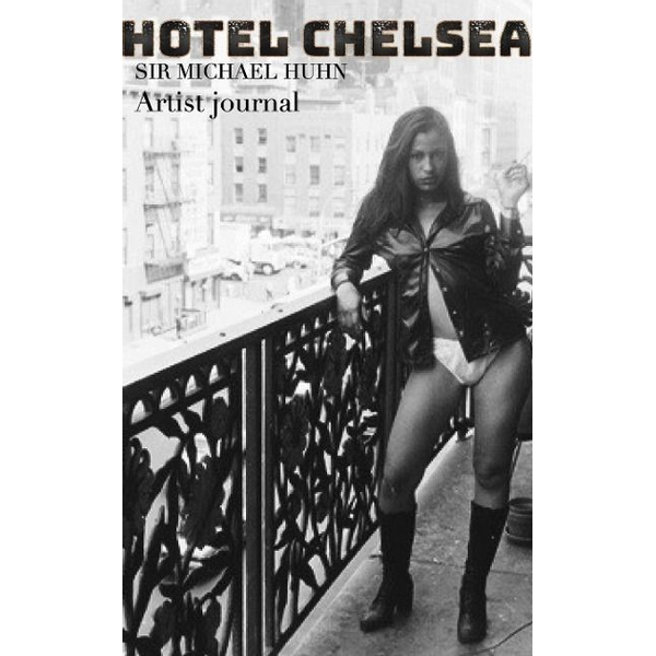 Huhn, Michael - Hotel Chelsea Drawing Journal