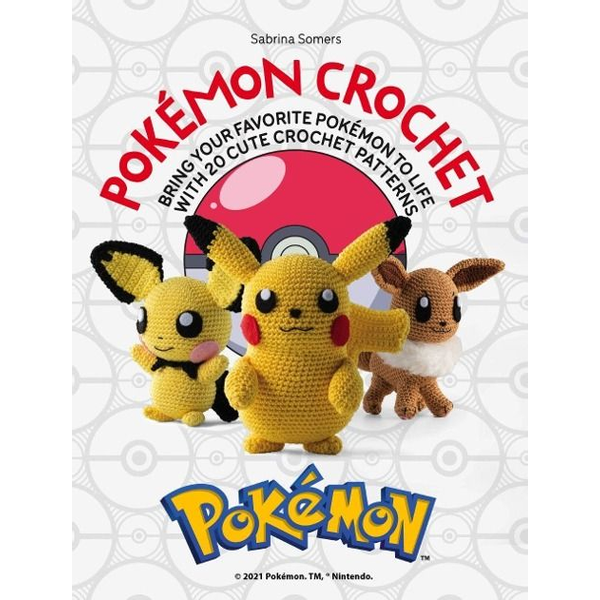 Somers, Sabrina - Pokemon Crochet