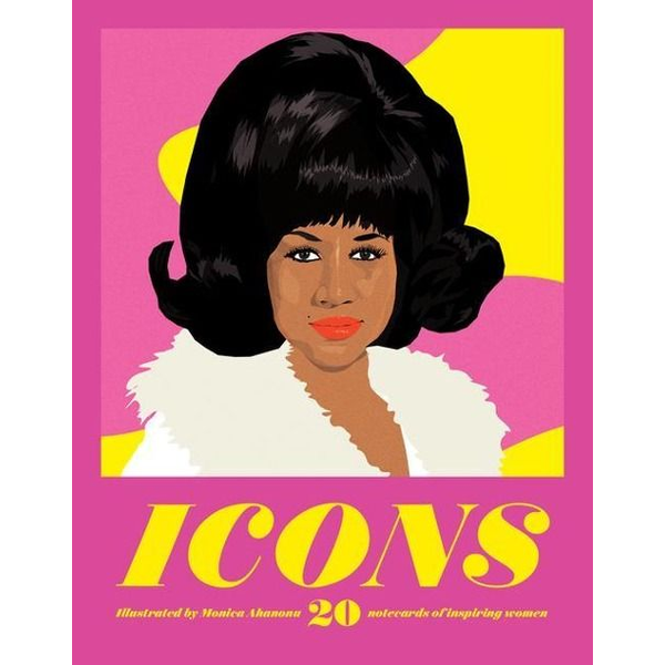 - Icons Notecards