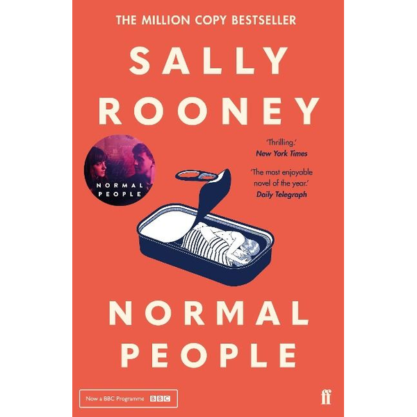 Rooney, Sally - ISBN Normal People book Paperback 288 pages
