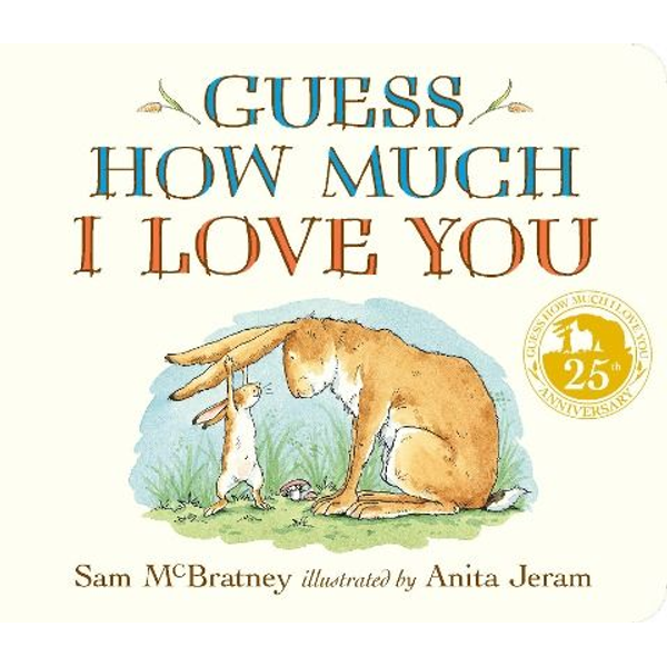 Mcbratney, Sam - Guess How Much I Love You