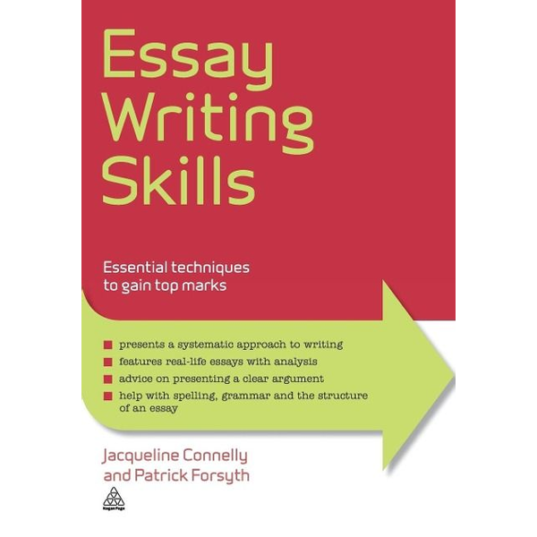 Connelly, Jacqueline - Essay Writing Skills