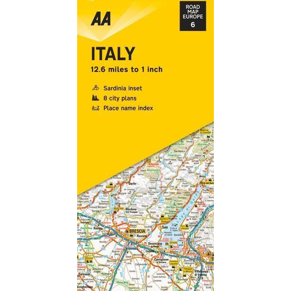 - Road Map Italy