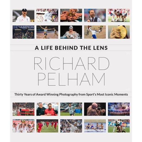Pelham, Dickie - Snapped: Thirty Years of Photographing Sports' Most Iconic Moments