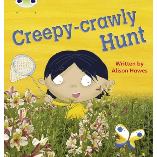 Hawes, Alison Bug Club Phonics Non Fiction Year 1 Phase 5 Set 19 Creepy Crawly Hunt