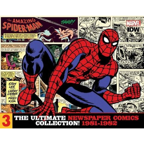 Lee, Stan - The Amazing Spider-Man: The Ultimate Newspaper Comics Collection Volume 3 (1981- 1982)
