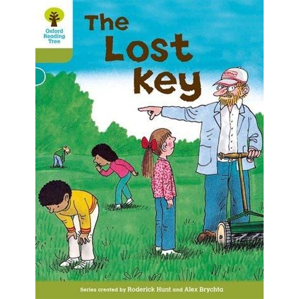 Hunt, Roderick - Oxford Reading Tree: Level 7: Stories: The Lost Key