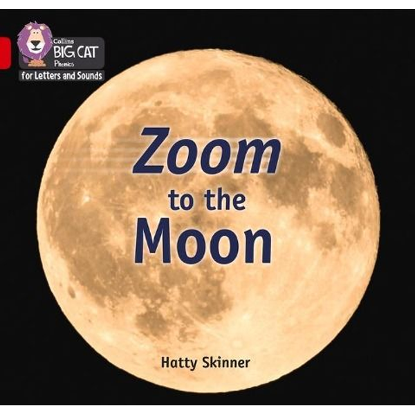 Skinner, Hatty - Zoom to the Moon