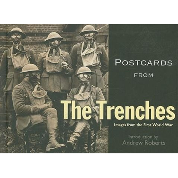 Bodleian Lib - Postcards from the Trenches: Images from the First World War