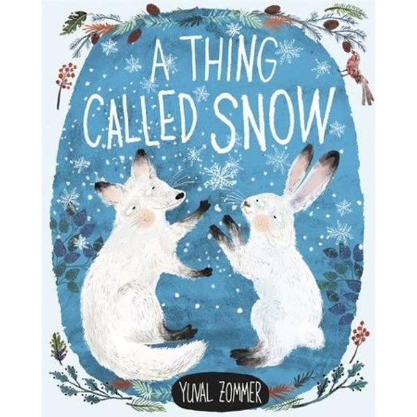 Zommer, Yuval - A Thing Called Snow