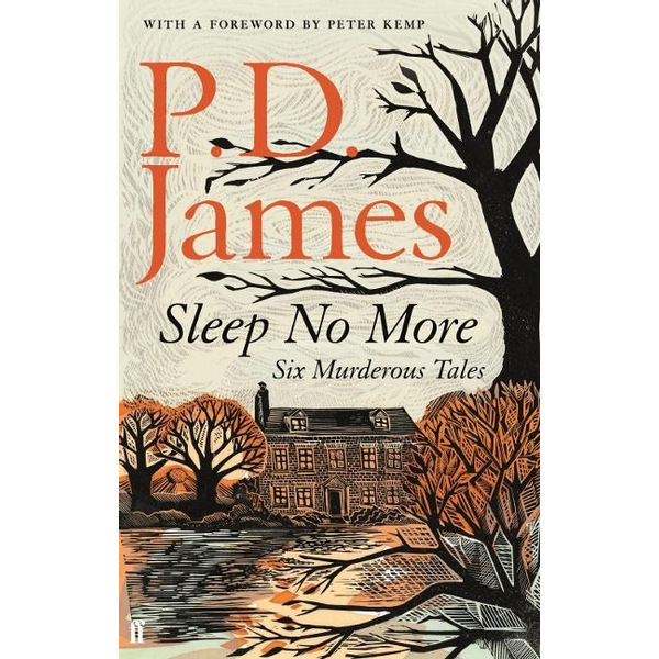 James, P. D. - ISBN Sleep No More book Paperback 176 pages