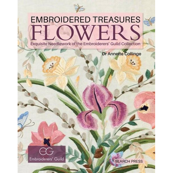 Collinge, Annette - ISBN Embroidered Treasures: Flowers