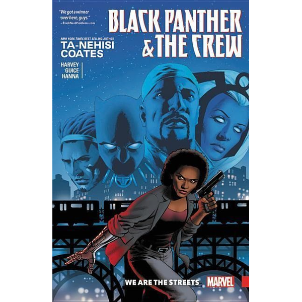 Coates, Ta-Nehisi - Black Panther And The Crew: We Are The Streets