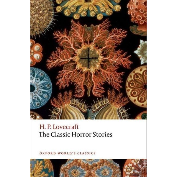 Lovecraft, H. P. - ISBN The Classic Horror Stories book English Hardcover 528 pages