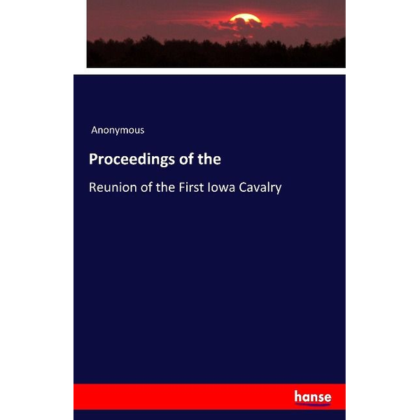 Anonymous - Proceedings of the