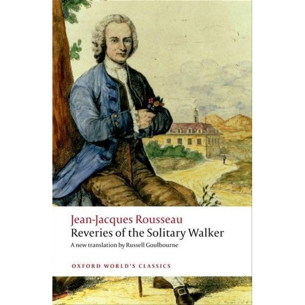 Rousseau, Jean-Jacques - ISBN Reveries of the Solitary Walker 160 pages English
