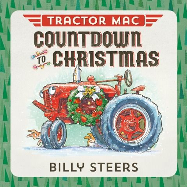 Steers, Billy - Tractor Mac Countdown to Christmas