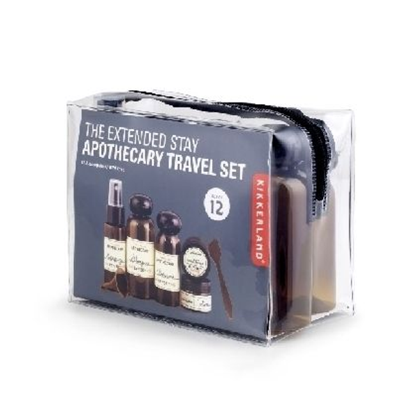 - Apothecary Travel Set Extended Stay