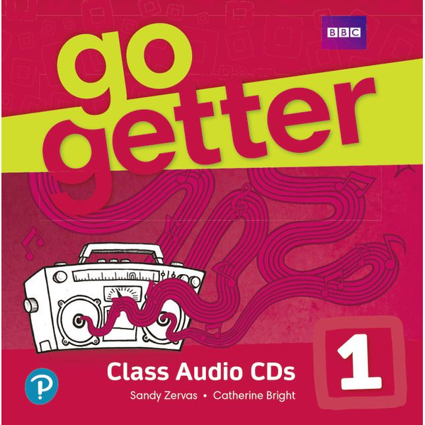 Zervas, Sandy - GoGetter 1 Class Audio CDs