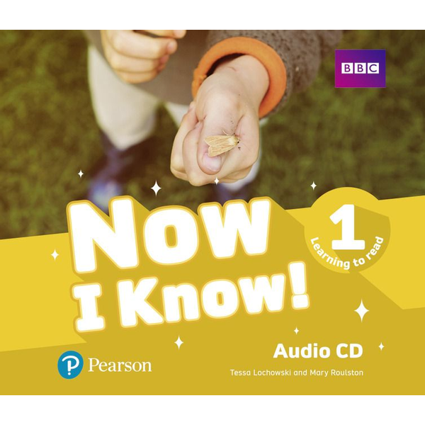 Pearson ELT Now I Know 1 (Learning To Read) Audio CD