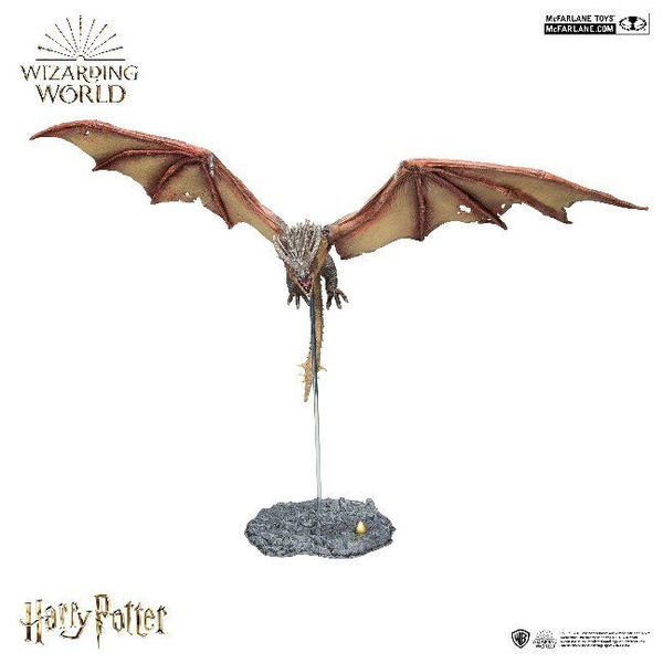- Harry Potter Actionfigur Hungarian Horntail 23 cm