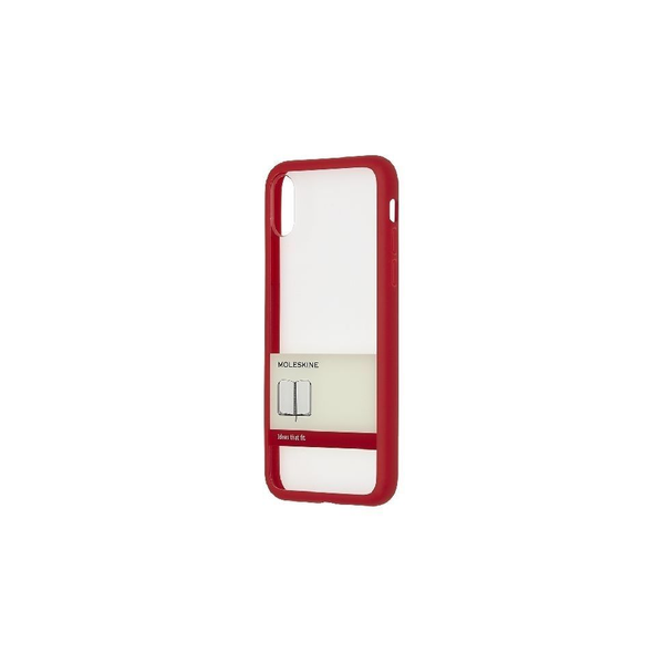 """- Moleskine MO2HP8BF2 mobile phone case 14.7 cm (5.8"""") Cover Red"""