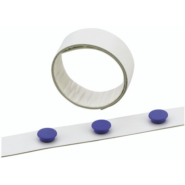 Durable - Durable 4715-02 magnetic strip 5 m Self-adhesive