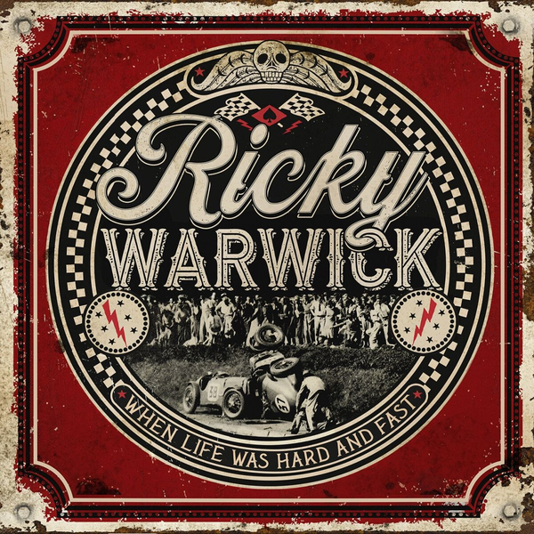 Warwick,Ricky - When Life Was Hard & Fast