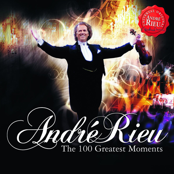 Rieu,André - 100 Greatest Moments